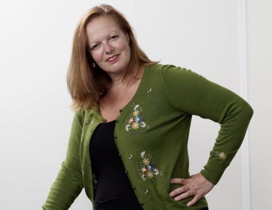 Betty als hoofdredacteur – 2018